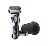 Braun 9293s men's shaver Foil shaver Trimmer Chrome | 217428