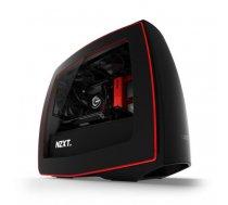 NZXT Manta computer case Mini-Tower Black, Red | CA-MANTW-M2