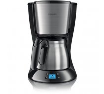 Philips Daily Collection HD7470/20 coffee maker Freestanding Drip coffee maker 1.2 L | HD7470/20