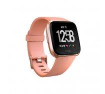 "Fitbit Versa smartwatch Rose gold LCD 3.4 cm (1.34"") GPS (satellite) | FB505RGPK-EU"