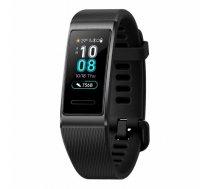 """Huawei Band 3 Pro Wristband activity tracker Black AMOLED 2.41 cm (0.95"""")   55023002"""