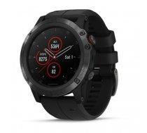 Garmin fēnix 5X Plus sport watch Black 240 x 240 pixels Bluetooth | 010-01989-01
