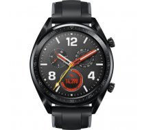 "Huawei Watch GT smartwatch Black AMOLED 3.53 cm (1.39"") GPS (satellite) 