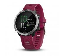 Garmin Forerunner 645 sport watch Bluetooth 240 x 240 pixels Black, Stainless steel   010-01863-31
