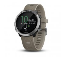 Garmin Forerunner 645 sport watch Black,Stainless steel 240 x 240 pixels Bluetooth | 010-01863-11