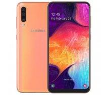"""Samsung Galaxy A50 SM-A505F 16.3 cm (6.4"""") 4 GB 128 GB Dual SIM 4G Coral 4000 mAh   SM-A505FZOSDBT"""