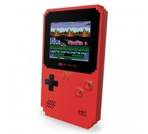 My Arcade Pixel Classic portable game console Black,Red | DGUNL-3201