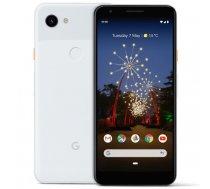 "Google Pixel 3a XL 15.2 cm (6"") Android 9.0 4G USB Type-C 4 GB 64 GB 3700 mAh White   GA00764-DE"