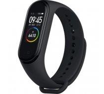 "Xiaomi Mi Smart Band 4 AMOLED Wristband activity tracker 2.41 cm (0.95"") Black   BAND4"