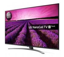"LG SM8200PLA 124.5 cm (49"") 4K Ultra HD Smart TV Wi-Fi Black,Silver | 49SM8200PLA"