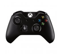 Microsoft 6CL-00002 Gaming Controller Gamepad Xbox One,Xbox One S Bluetooth Black | 6CL-00002