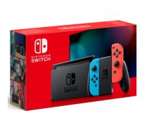 Nintendo Switch with Neon Red and Blue Joy-Con - New Version | KABAA/NR