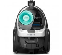 Vacuum cleaner bagless for floor Philips PowerPro Active FC9553/09 (750W; white color) |