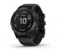 "Garmin fēnix 6 Pro smartwatch Black 3.3 cm (1.3"") GPS (satellite)   010-02158-02"