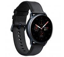 """Samsung Galaxy Watch Active 2 smartwatch Black SAMOLED 3.02 cm (1.19"""") GPS (satellite)   SM-R830NSKADBT"""