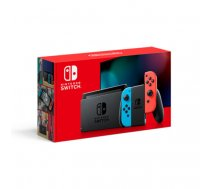 "Nintendo Switch (New revised model) portable game console Black,Blue,Red 15.8 cm (6.2"") 32 GB Wi-Fi 