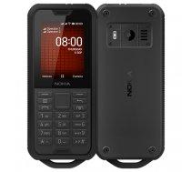 "Nokia 800 Tough 6.1 cm (2.4"") 0.5 GB 4 GB Hybrid Dual SIM Black 2100 mAh   16CNTB01A08"