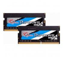 Memory Set G.SKILL Ripjaws F4-2666C19D-16GRS (DDR4 SO-DIMM; 2 x 8 GB; 2666 MHz; 19) |