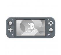 "Nintendo Switch Lite portable game console 14 cm (5.5"") 32 GB Touchscreen Wi-Fi Grey | 10002290"