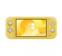 "Nintendo Switch Lite portable game console Yellow 14 cm (5.5"") Touchscreen 32 GB Wi-Fi 