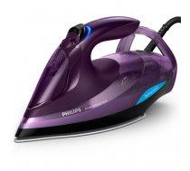 Philips GC4934/30 iron Steam iron SteamGlide Plus soleplate 3000 W Black, Purple | GC4934/30