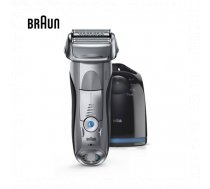 Braun 7899cc  Charging time 1  h, Wet use, Number of shaver heads/blades 3, Silver/Black | 7899cc