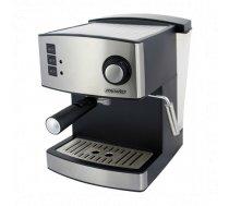 Mesko Espresso Machine MS 4403 Pump pressure 15 bar, Built-in milk frother, Semi-automatic, 850 W, S... | MS 4403