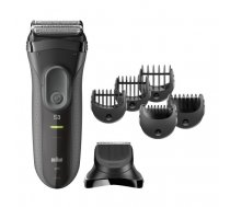 Braun 3000BT Wet & Dry Grey beard trimmer | 3000BT
