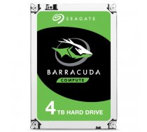 "Seagate Barracuda 4TB 256MB cache, SATA 6GB / s, 3.5 "", 7200rpm 