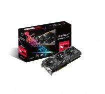 ASUS ROG-STRIX-RX580-O8G-GAMING Radeon RX 580 8GB GDDR5 | 90YV0AK0-M0NA00