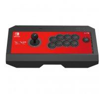 Hori Real Arcade Pro V Hayabusa, Nintendo Switch Special Nintendo Switch,PC Black,Red   NSW-006U