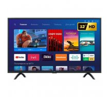 Xiaomi Mi LED TV 4A 32, Smart TV, Android 9.0, HD, 1366 x 768 pixels, Wi-Fi, DVB-T2/C/S2, Black | L32M5-5ARU