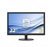 Philips V Line LCD monitor with SmartControl Lite 223V5LHSB2/00   223V5LHSB2/00