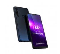 "Motorola one Macro 15.8 cm (6.2"") 4 GB 64 GB Blue 4000 mAh |"