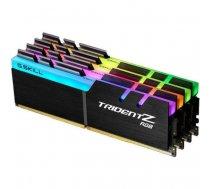 G.Skill DDR4 64 GB 3000-CL14 - Quad-Kit - Trident Z RGB   F4-3000C14Q-64GTZR