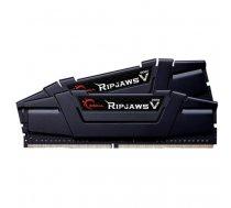 G.Skill DDR4 16GB 3200-14 Ripjaws V Black Dual | F4-3200C14D-16GVK
