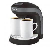 Sencor SCE 2000BK coffee maker Freestanding 0.3 L Manual | SCE 2000BK