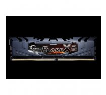 G.Skill DDR4 16GB 3200-CL14 Flare X - Dual-Kit - Black | F4-3200C14D-16GFX