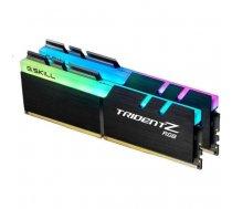 G.Skill DDR4 32 GB 3200-CL14 - Dual-Kit - Trident Z RGB | F4-3200C14D-32GTZR