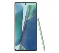 "Samsung Galaxy Note20 SM-N980F 17 cm (6.7"") Android 10.0 4G USB Type-C 8 GB 256 GB 4300 mAh Green   SM-N980FZGGEUB"
