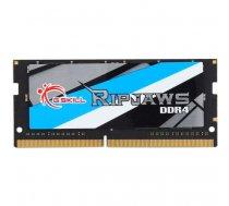 G.Skill DDR4 SO-DIMM 8GB 2400-16 Ripjaws | F4-2400C16S-8GRS