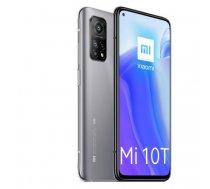 "Xiaomi Mi 10T 16.9 cm (6.67"") 8 GB 128 GB Dual SIM 5G USB Type-C Silver 5000 mAh | MZB07ZLEU"