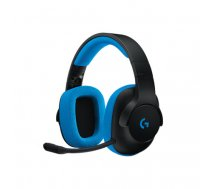 Logitech G233 headset Binaural Head-band Black, Blue | 981-000703