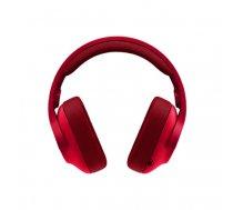 Logitech G433 headset Binaural Head-band Red | 981-000652