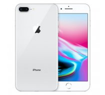 "Apple iPhone 8 Plus 14 cm (5.5"") 64 GB Single SIM 4G Silver   MQ8M2"
