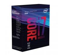 Intel Core i7-8700K processor 3.7 GHz Box 12 MB Smart Cache   BX80684I78700K