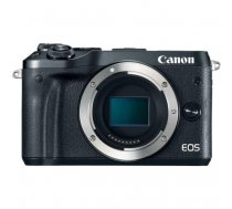 Canon EOS M6 MILC Body 24.2 MP CMOS 6000 x 4000 pixels Black | 1724C002