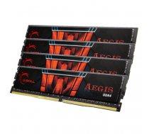G.Skill DDR4 64GB 2400-15 AEGIS Quad   F4-2400C15Q-64GIS