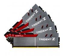 G.Skill DDR4 64GB 3200-14 Trident Z Quad | F4-3200C14Q-64GTZ