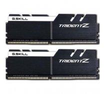 G.Skill Trident Z black/white DIMM Kit 16GB, DDR4-3200, CL14-14-14-34 (F4-3200C14D-16GTZKW) | F4-3200C14D-16GTZKW